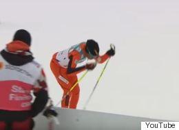 Βίντεο: Είναι αυτός ο χειρότερος σκιέρ που έχει εμφανιστεί ποτέ σε αθλητική διοργάνωση;