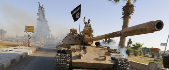 THE ISLAMIC STATE WEAPONS