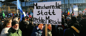 Germany Demonstration