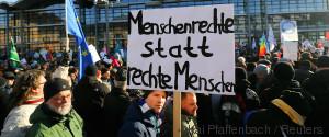 GERMANY DEMONSTRATION