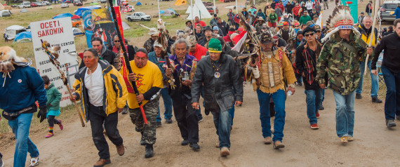 SIOUX STANDING ROCK