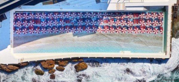 La Costiera Amalfitana si trasferisce in una piscina in Australia (ma con scarso successo)