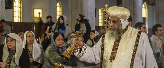 COPTS ISIS EGYPT