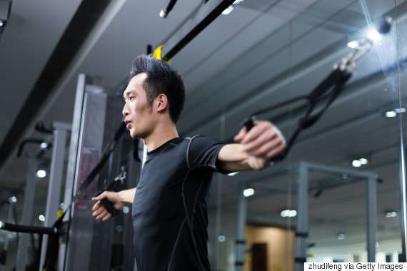 man gym