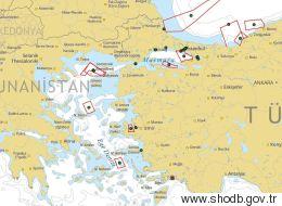H Τουρκία δεν αναγνωρίζει ζώνες δικαιοδοσίας στο Αιγαίο. Τι αναφέρει η προκλητική οδηγία προς ναυτιλλομένους (NAVTEX)