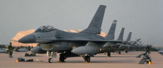 SAUDI F 16