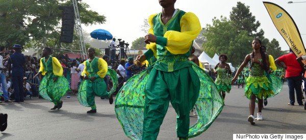 #DiscoverNigeria: Exploring The Calabar Carnival, The Biggest Street Party In Nigeria