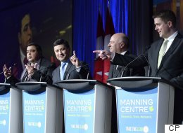 Tory Candidates Delve Into Policy Issues At Leadership Debate