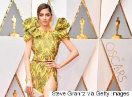 Oscars 2017: les pires tenues du tapis rouge