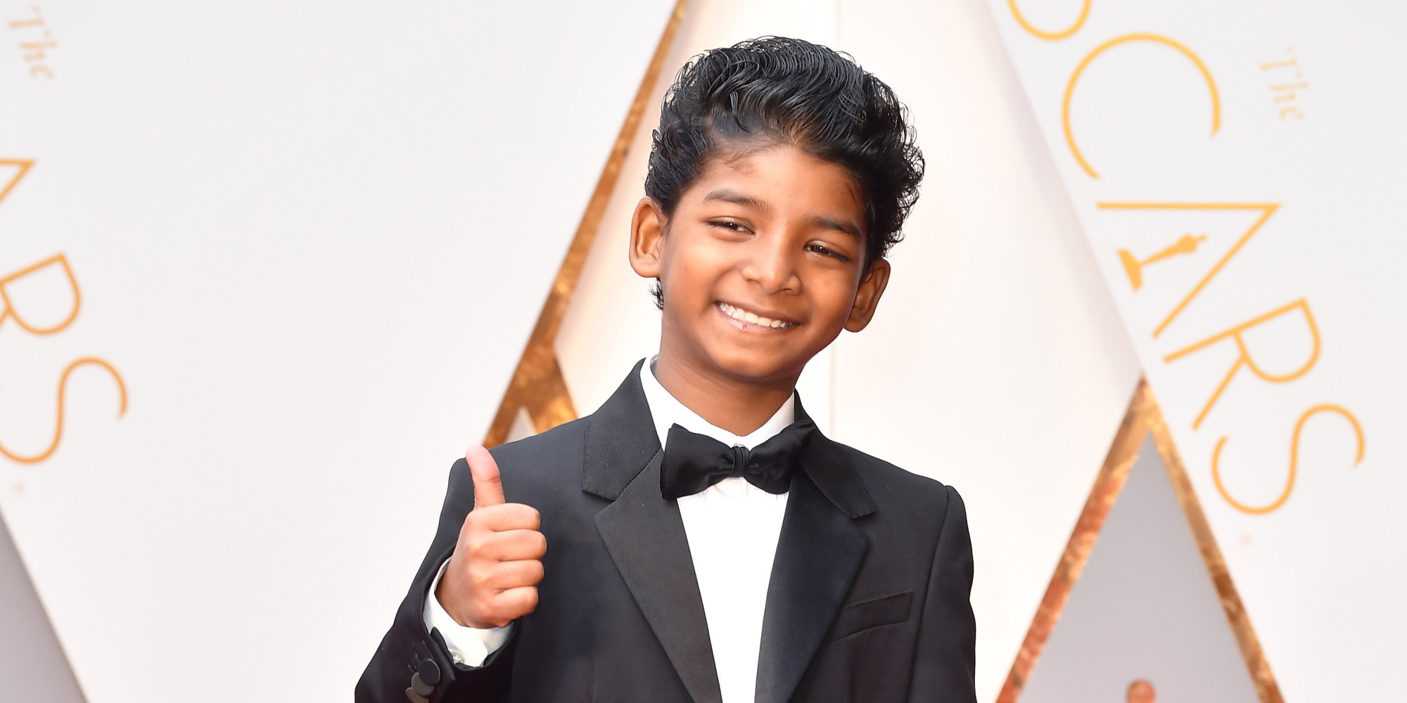 Oscars 2017 Lion Star Sunny Pawar Totally Owned The Red