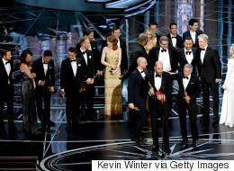6 Όσκαρ κέρδισε το La La Land. Δείτε την λίστα με όλους τους νικητές