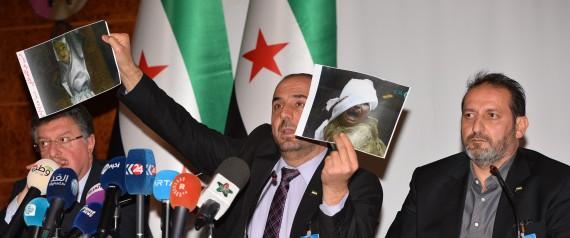 SYRIA NEGOTIATIONS