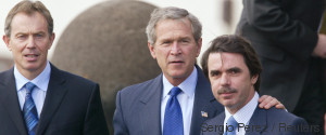 aznar bush blair