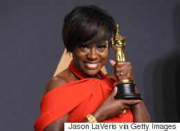 Viola Davis Made History With Her Oscars Win