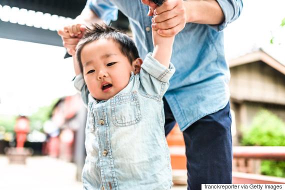 kid dad japan