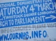 Bring Back Our Bursary: March For The NHS This Saturday