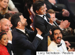 'Lion King' Moment At Oscars Sparks Controversy