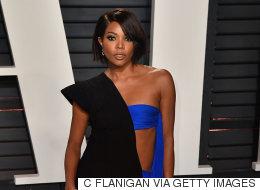 Oscars 2017: Gabrielle Union portait une robe mi-maillot de bain lors de la soirée post cérémonie