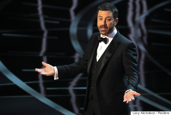 jimmy kimmel oscar host