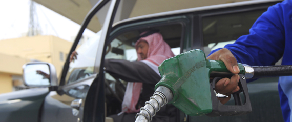 GASOLINE IN SAUDI ARABIA