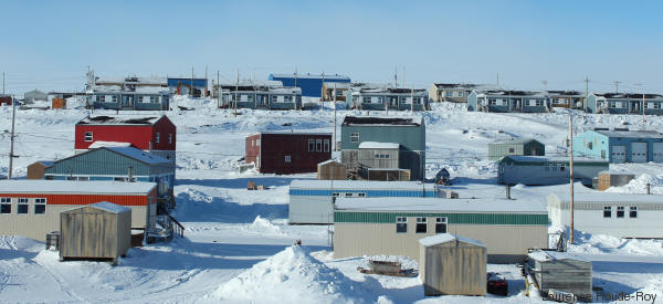 Les Inuits prennent le contrôle de leur énergie renouvelable