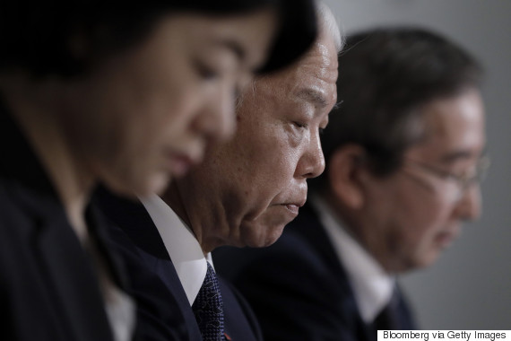 Takata Pleads Guilty To Pay $1 Billion in Criminal Fines