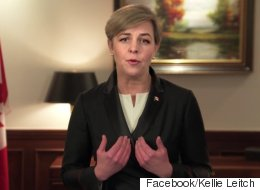 Making Fun Of Kellie Leitch Actually Helps Her