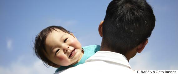 baby dad japan