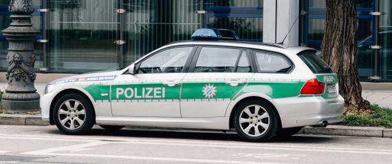 POLICE GERMANY BAVARIA