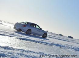 La conduite hivernale, façon Mercedes-AMG
