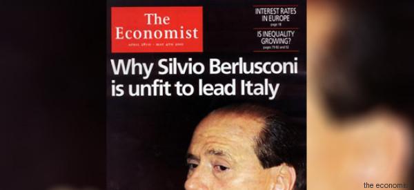 Berlusconi perde la causa contro l'Economist. La sentenza a 16 anni dalla copertina