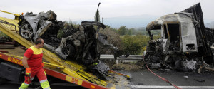 Car Accident Greece