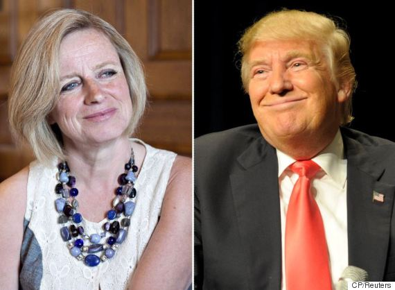 notley and trump