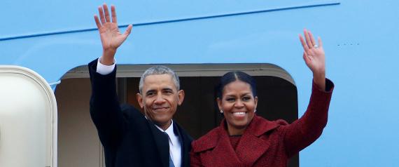 أوباما يوقِّع اتفاقاً بسعر قياسي n-OBAMA-AND-HIS-WIFE-MICHELLE-large570.jpg