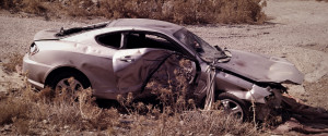 Driving Accident Greece