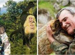 قصة ماوكلي ليست أسطورة.. إليك 7 أطفال تربَّوا على يد القرود والذئاب والطيور