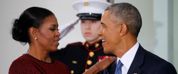 Michelle obama a un gros cul