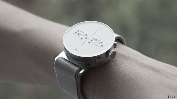 the dot smartwatch