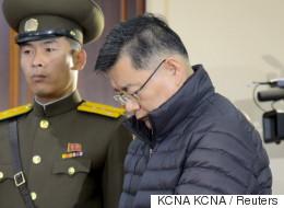Corée du Nord: un Canadien emprisonné parle à un diplomate et à des proches