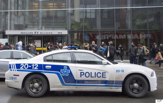 concordia university bomb threats