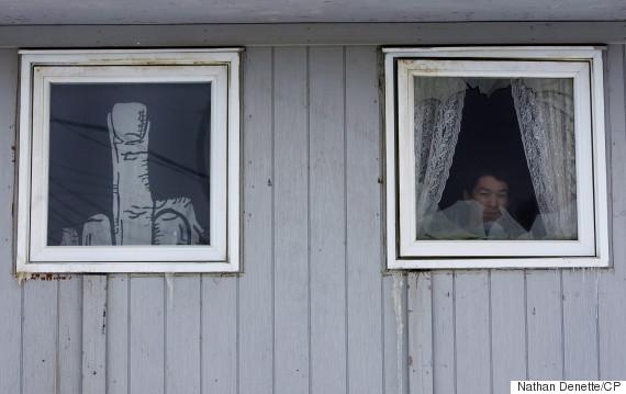 inuit housing