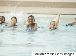 Gross New Study Reveals The Truth About Pee In Public Pools