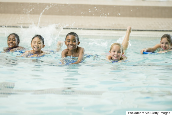University Of Alberta Study Answers Just How Much Pee Is In Public Swimming Pools