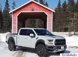 Ford Performance: quand la Focus RS et le Ford Raptor affrontent l'hiver