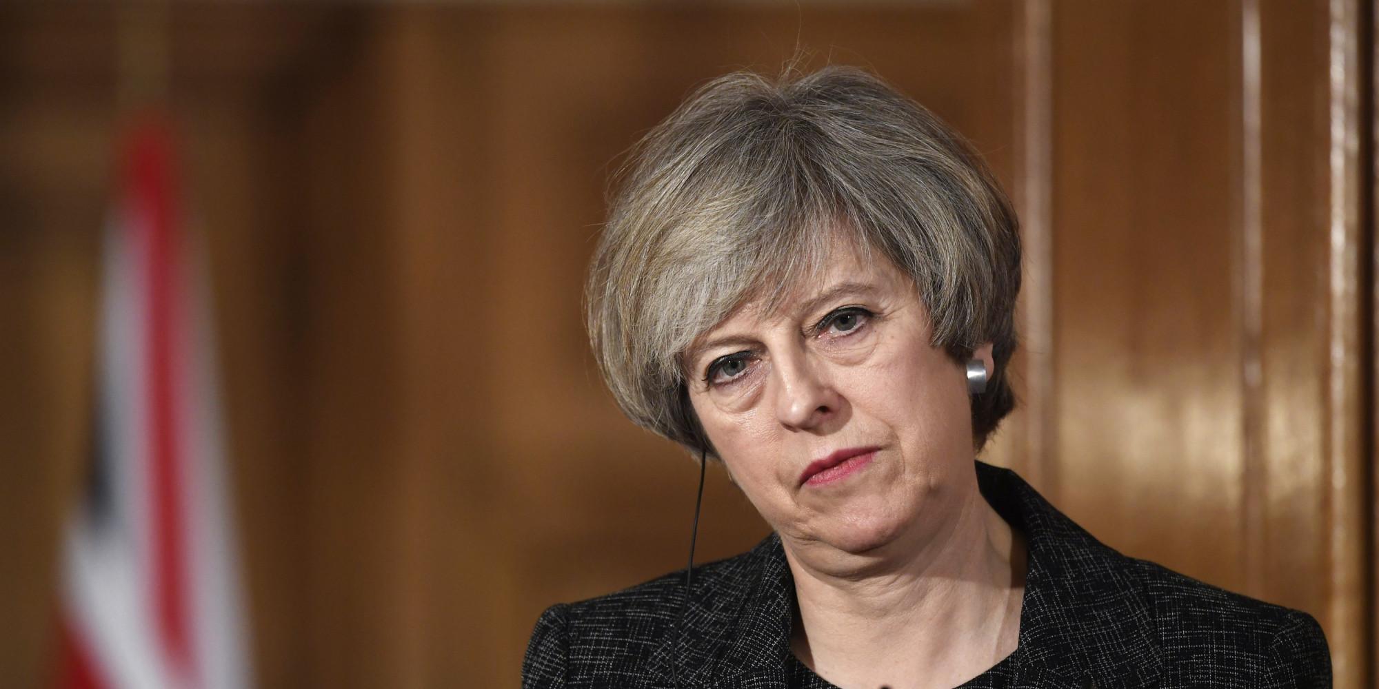 Is Theresa May Turning Into Donald Trump? | HuffPost UK