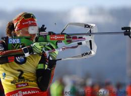 Biathlon im Live-Stream: Dahlmeier beim Weltcup-Sprint in Südkorea online sehen - Video