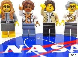 Ces cinq femmes de la Nasa sont les nouvelles figurines de Lego