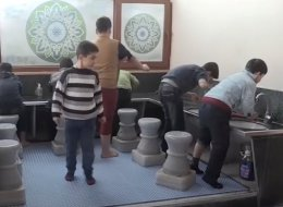 في تركيا.. ارْتَد المسجد واربح دراجة هوائية