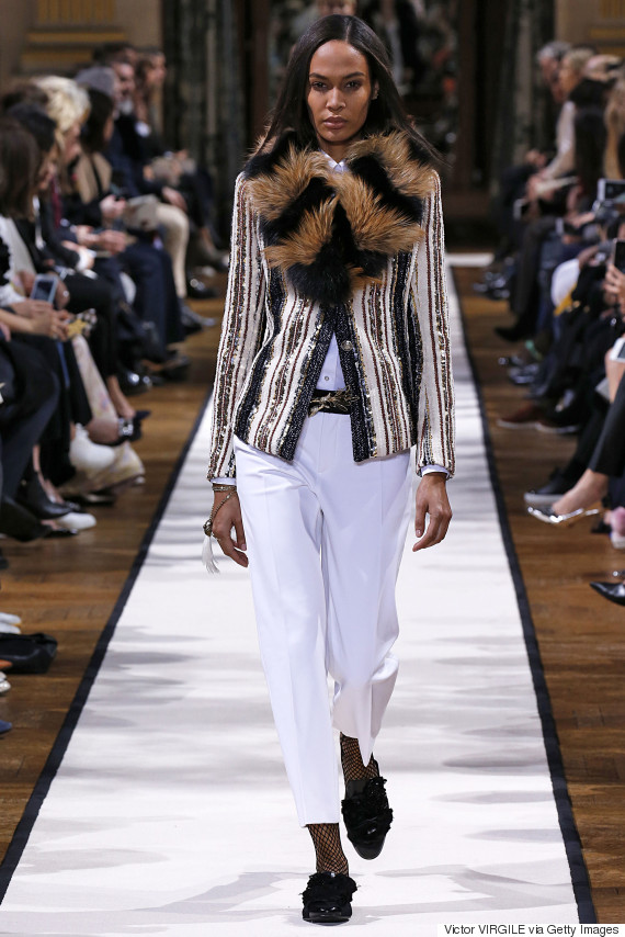 lanvin joan smalls