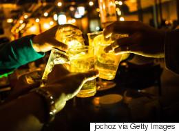 12 bars ouverts jusqu'à 6 h du matin à la Nuit Blanche